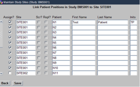 Associate Patients to Sites while Designing Clinical Study