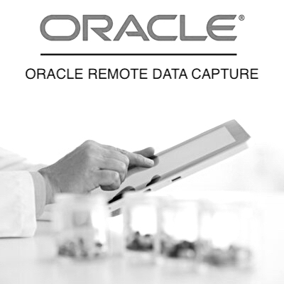 Oracle Remote Data Capture